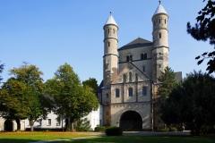 Romanesque Church St. Pantaleon - © Udo Haake / KölnTourismus GmbH