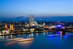 Cologne Panorama - © Udo Haake / KölnTourismus GmbH
