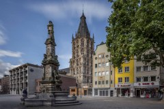 Historic City, Old Market - © Jens Korte / KölnTourismus GmbH